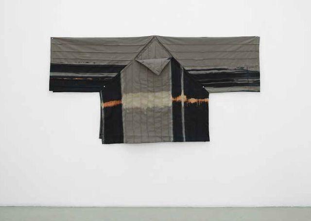 , 'Ouray cloak II,' 2015, Blum & Poe