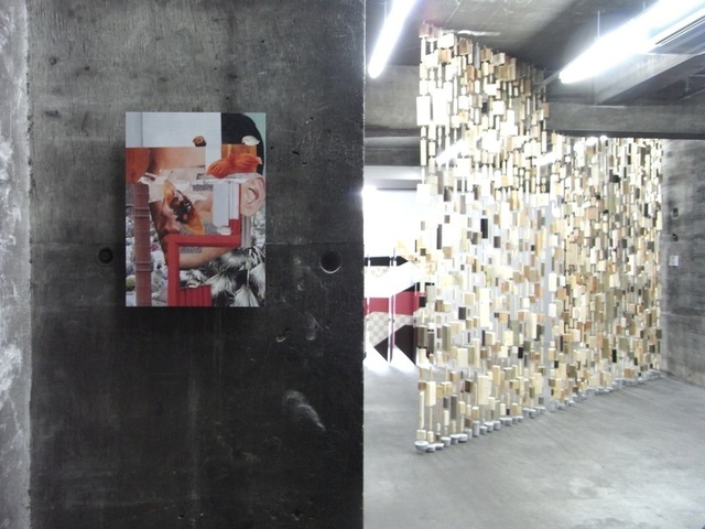 , 'Installation view,' 2012, Gallery Side 2