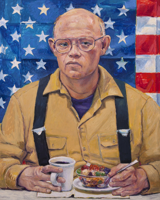 """, 'Frederick """"Ted"""" Dyer,' 2010-2011, Imlay Gallery"""