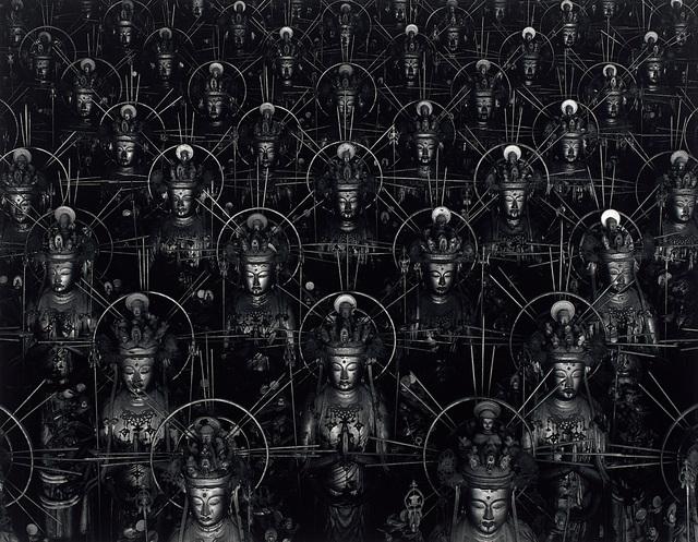 Hiroshi Sugimoto, 'Hall of Thirty-Three Bays', 1995, Phillips