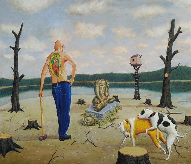 Tim Vermeulen, 'The Animal Realm ', 2014, George Billis Gallery