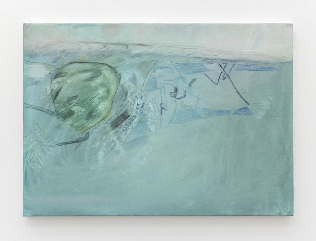 , 'Die Andere Seite (Nest),' 2016, Galleri Jacob Bjørn