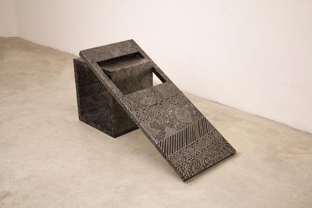 , 'Still life alfombra,' 2015, MCHG - María Casado