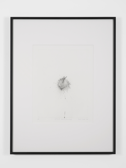 Gavin Turk, 'Exhaust Etching (Particle)', 2016, Grenfell Tower: Benefit Auction