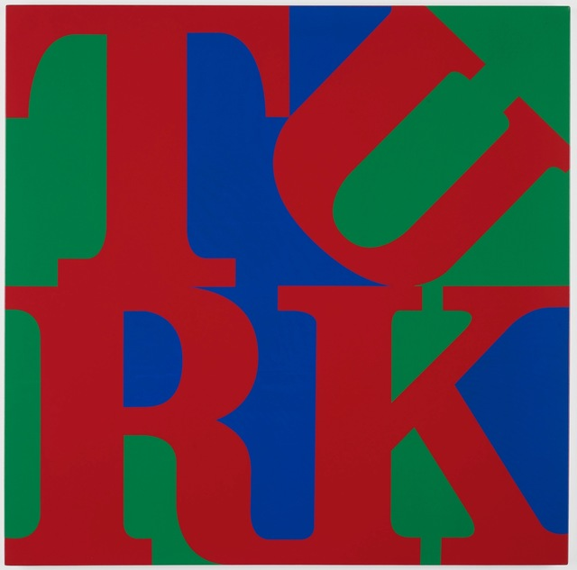 , 'Love Turk (Red, Green and Blue),' 2009, Mimmo Scognamiglio / Placido