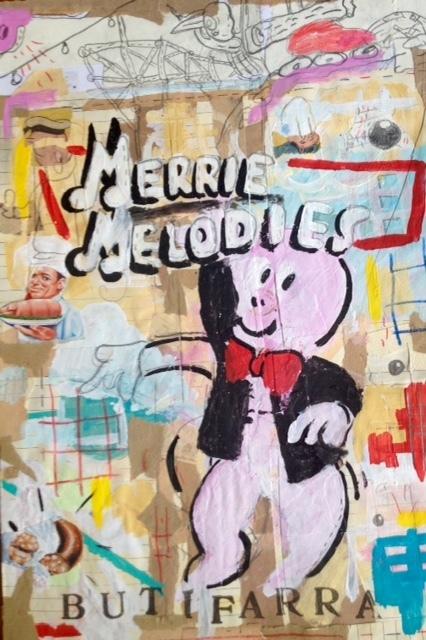 Luis Pérez Calvo, 'Porky', 2017, Blanca Soto Arte