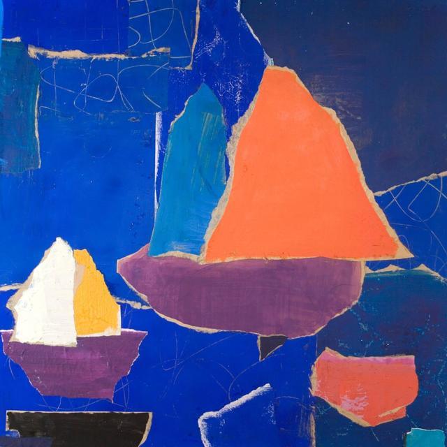 Charlotte Culot, 'Red Sail', 2014, ARC Fine Art LLC