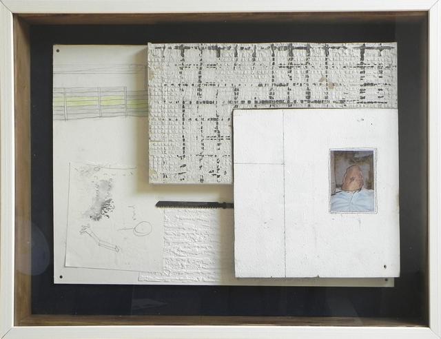 , 'Fragmente 3 ( Aussichten und Einsichten ),' 2016, Galerie Krinzinger