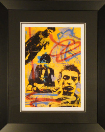 , 'Bob Dylan,' , The Loft Fine Art