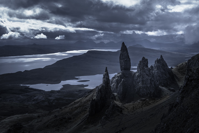 , 'The Old Man of Storr,' 2015, Rosier Gallery