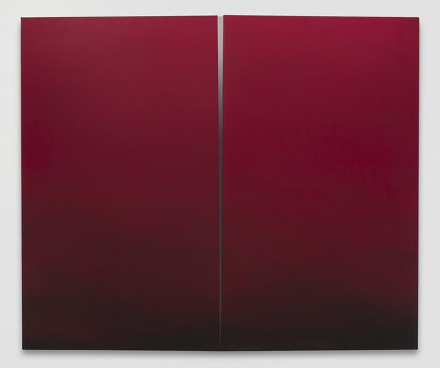 Mara De Luca, 'Crimson Sky Split', 2018, TOTAH