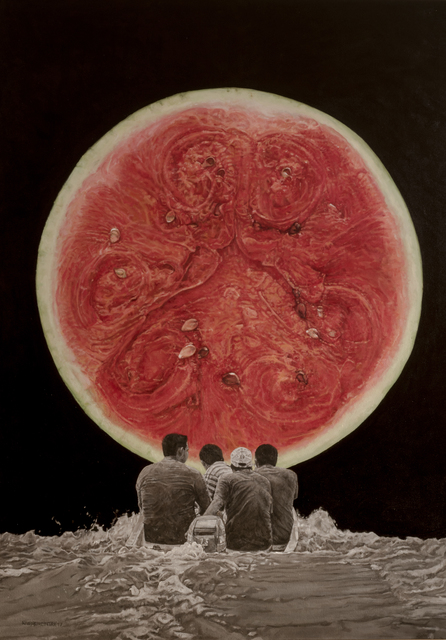 , 'Path of Stars Series (2),' 2017, Beatriz Esguerra Art