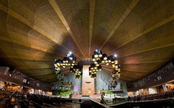 , 'NACIONAL BASILICA DE SANTA MARIA DE GUADALUPE,' 2015, Ricardo Reyes