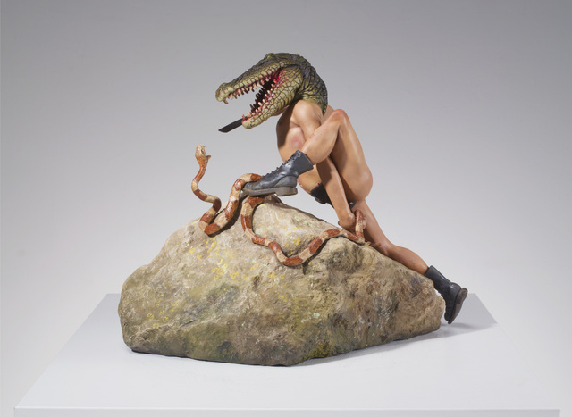 , 'Moon Howler I,' 2013, Pace Gallery