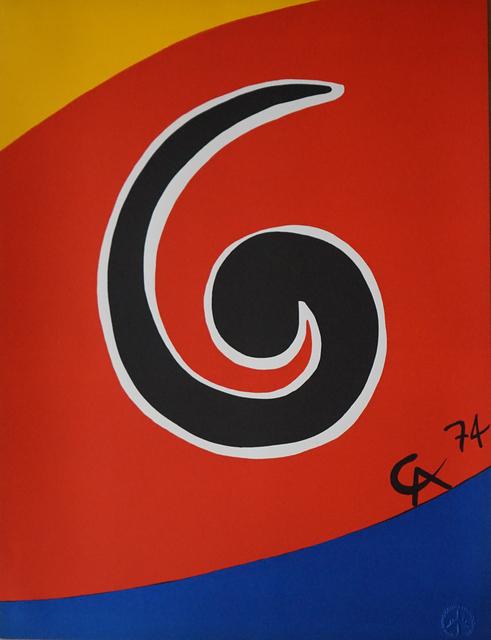 Alexander Calder, 'Sky Swirl  ', 1974, Pascal Fine Art