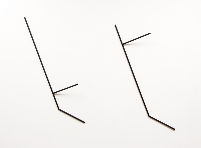, 'Ferro pintado VI,' 1978, Galeria Raquel Arnaud