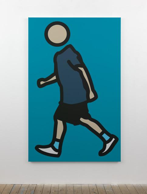, 'Paul running. 4,' 2012, Galerie Bob van Orsouw