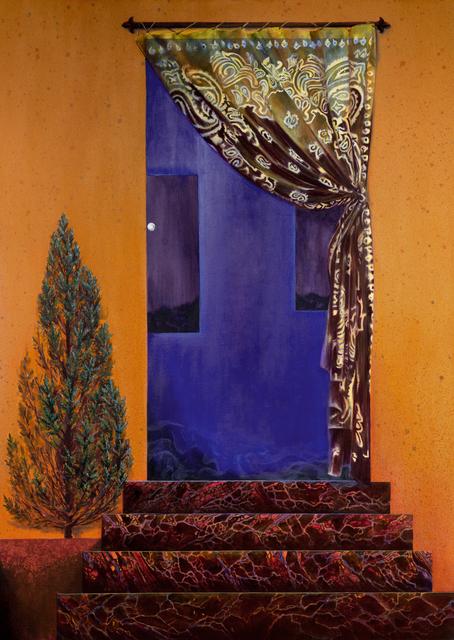 , 'Veiled Entrance,' 2017, Projet Pangée