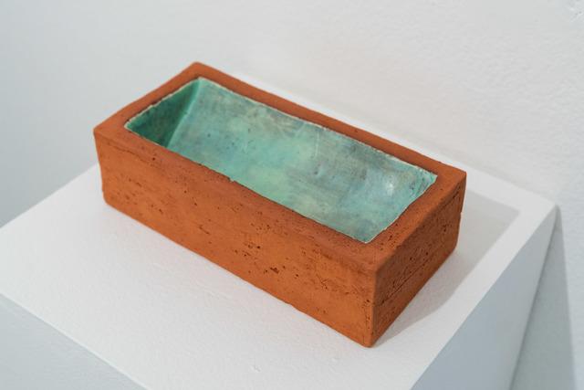 , 'Brick Tray,' 2018, Eutectic Gallery