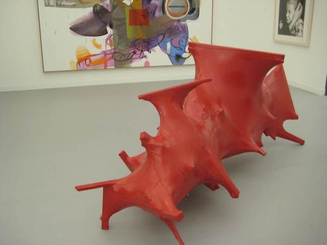 """, '""""Untitled"""",' 2007, Galería Juana de Aizpuru"""
