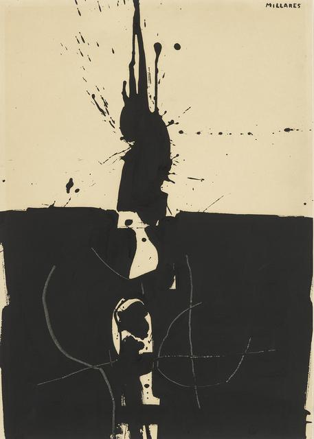 , 'Dibujo,' 1961, Waddington Custot