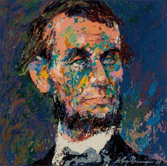 LeRoy Neiman, 'Lincoln', c. 1968, Heritage Auctions