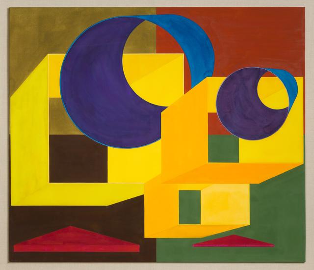 , 'Primo V,' 1990, David Klein Gallery