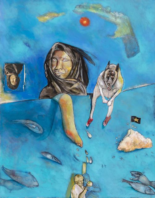 , 'Dancing the dog blues,' 2018, Stevenson