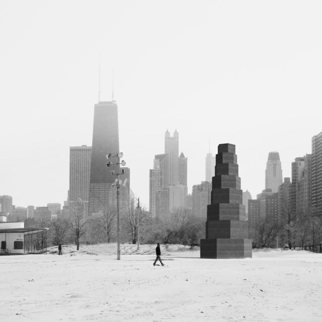 , 'The Cent Pavilion,' 2015, Chicago Architecture Biennial