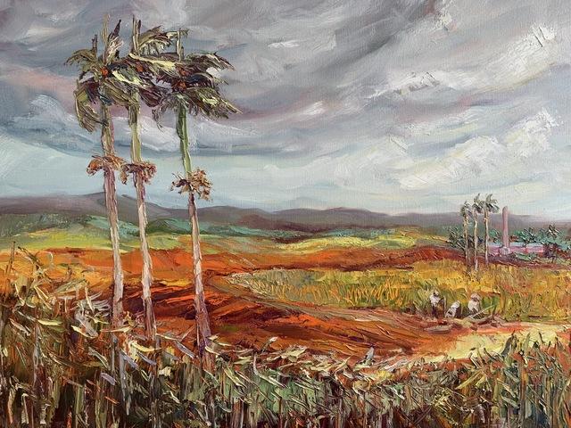 , 'Ancestor Series 1,' 2019, Susan Mains Gallery