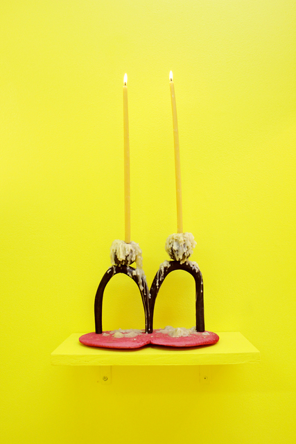 , 'Candelabra,' 2014, 99¢ Plus Gallery