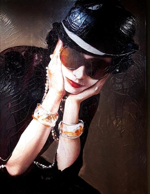 , 'Coco Chanel 01 ,' 2012, Metropolitan Gallery Hamburg