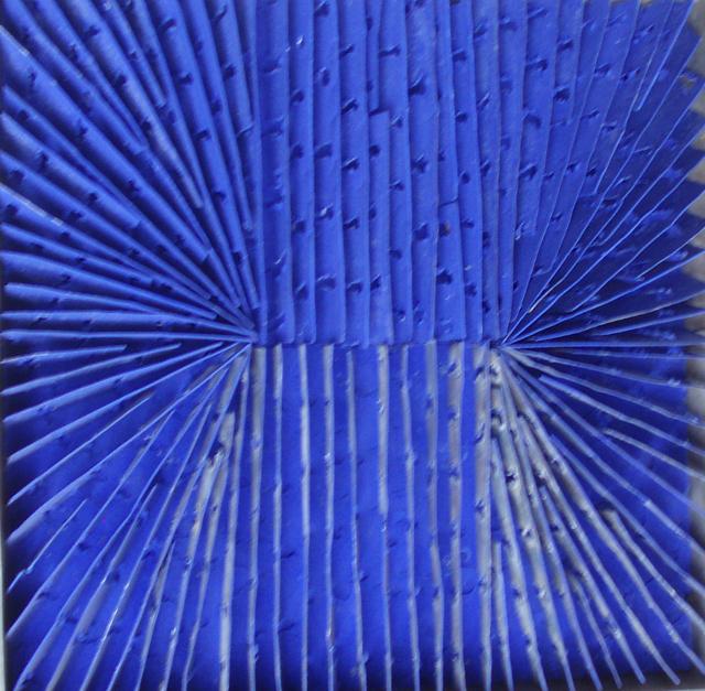 , 'Quadrado Azul,' 1995, Galeria Murilo Castro
