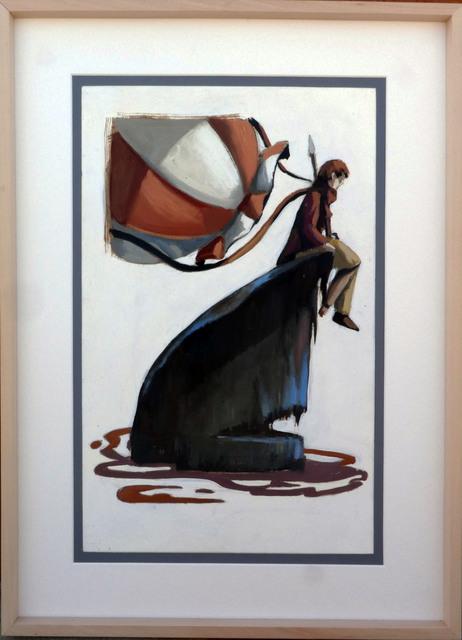 , 'Quell'ambita conquista,' 2018, Collezionando Gallery