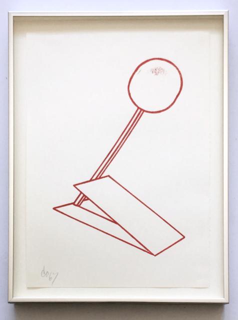Claes Oldenburg, 'Boom Five Times (Axsom and Platzker 46)', 1967, Joseph K. Levene Fine Art, Ltd.