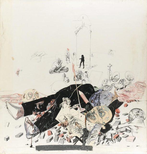 , 'La Lettre à Mathey,' 1974, Jeanne Bucher Jaeger