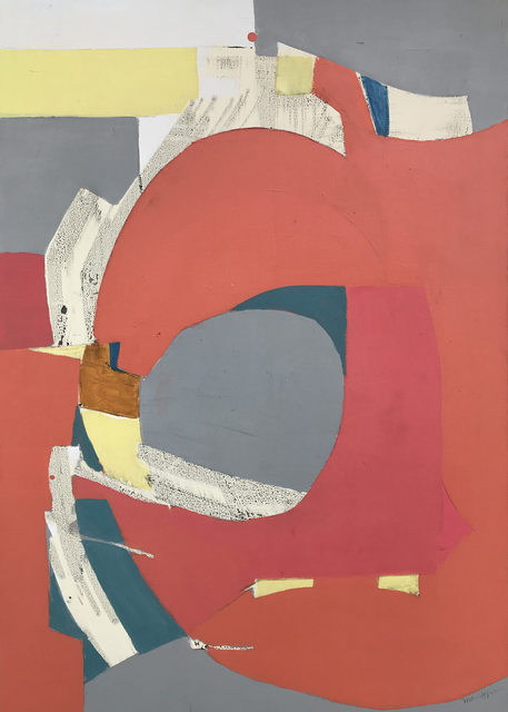 , 'Big Apple, Sun Series No. 12,' 1970, Modern West
