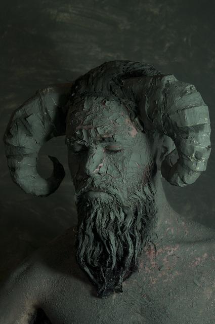 , 'Zeus Amon,' 2014, Athena Contemporânea