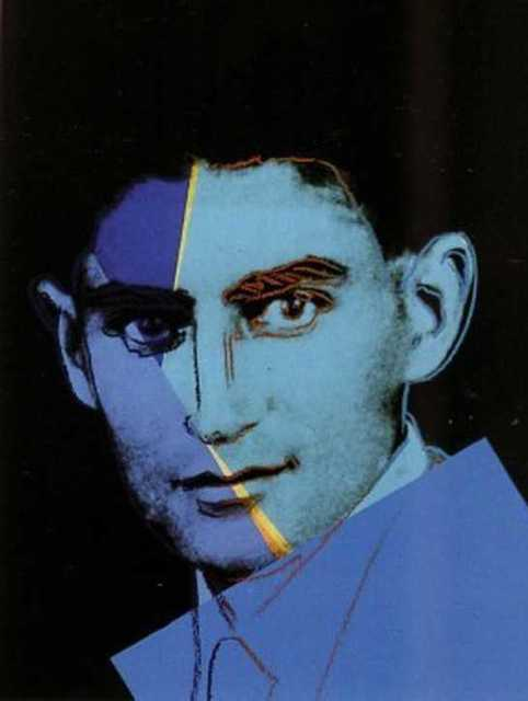 Andy Warhol, 'Franz Kafka (FS II.226)', 1980, Print, Screenprint on Lenox Museum Board, Upsilon Gallery