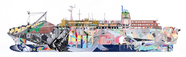 , 'A Ferry,' 2016, Gallery Chosun