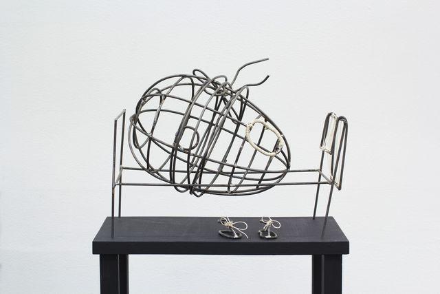 , 'Klára's headache and too short bed,' 2016, Meyer Riegger