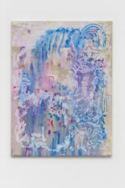 , 'Peach Tree Collapse,' 2015, Loyal