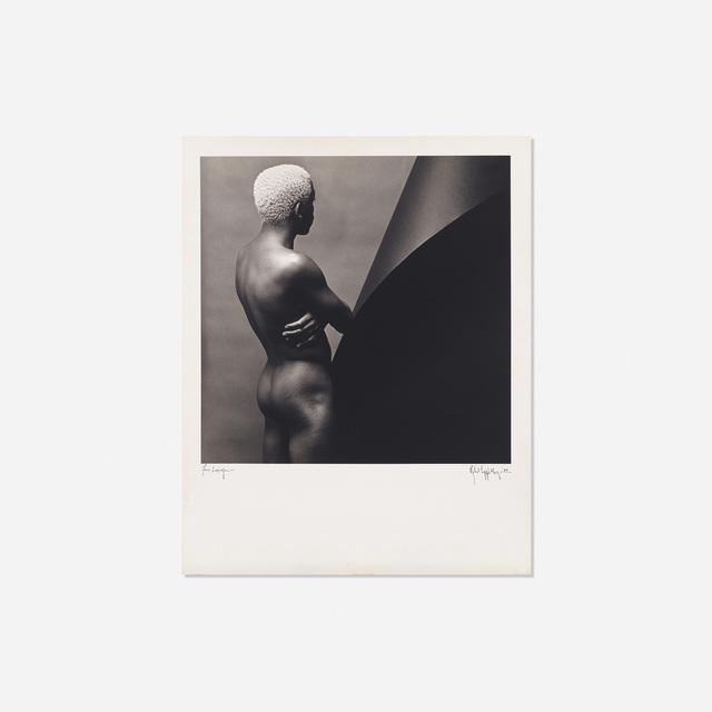 Robert Mapplethorpe, 'Leigh Lee', 1980, Wright