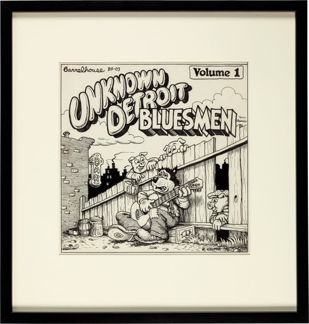 , 'Unknown Detroit Bluesmen,' 1970, David Zwirner