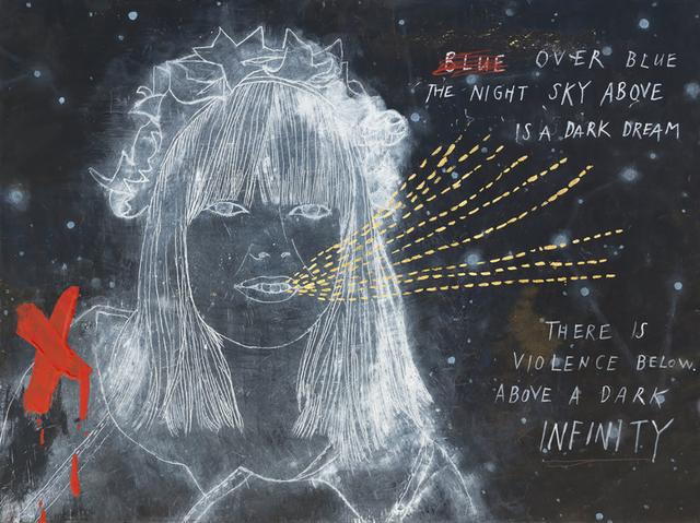 , 'Night Sky,' , Sylvia White Gallery