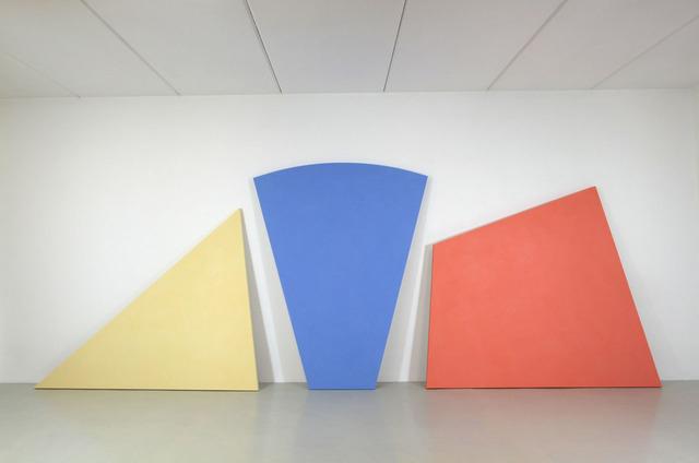 , 'Colours 1,' 2017, Lia Rumma