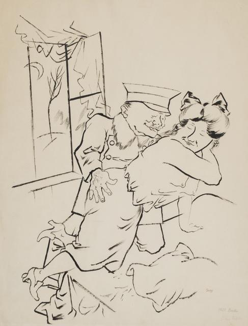 , 'Upperclass Daughter,' 1922, Galerie St. Etienne