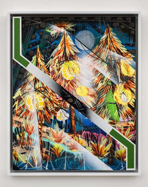 Lari Pittman, 'The State of the Interior, Today! #19', 2012, Lehmann Maupin