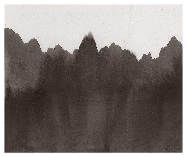 , 'Mountain and River (Montagne et Rivière) 山水,' 2010, Alisan Fine Arts