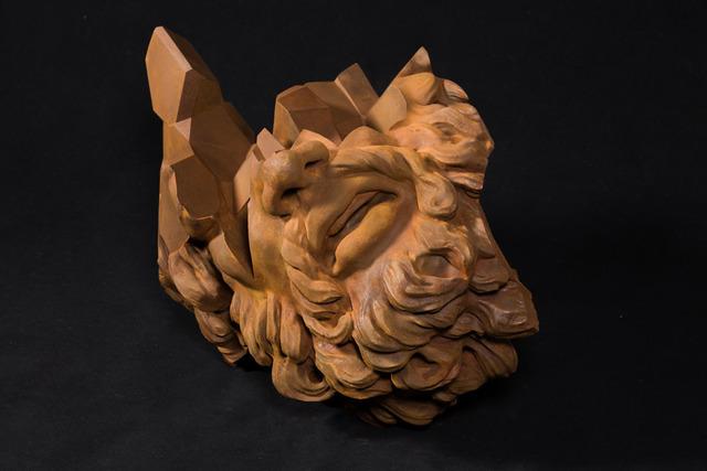 , 'Laocoön Fragment #G_003.V,' 2016, bitforms gallery